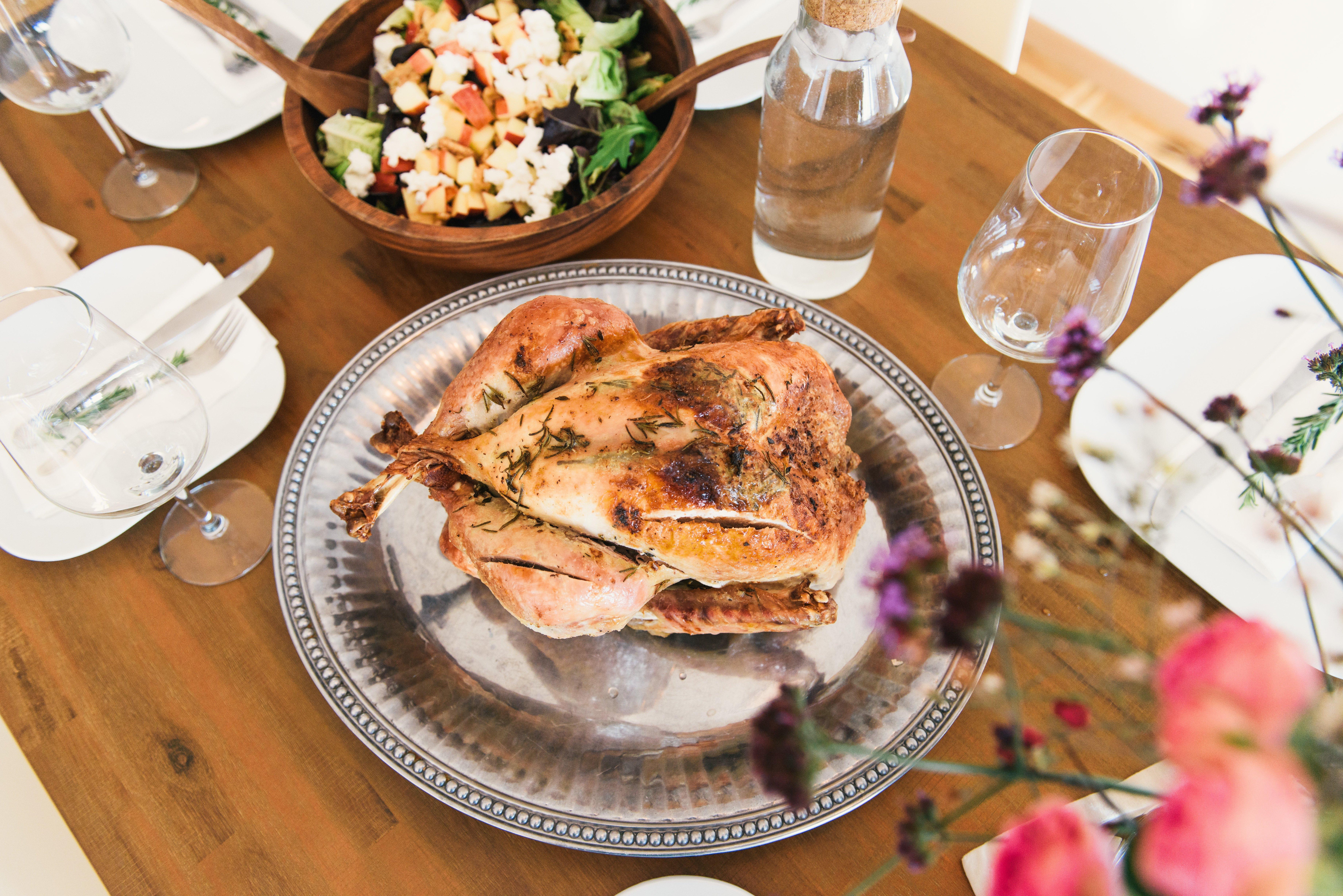 Gluten Free thanksgiving main