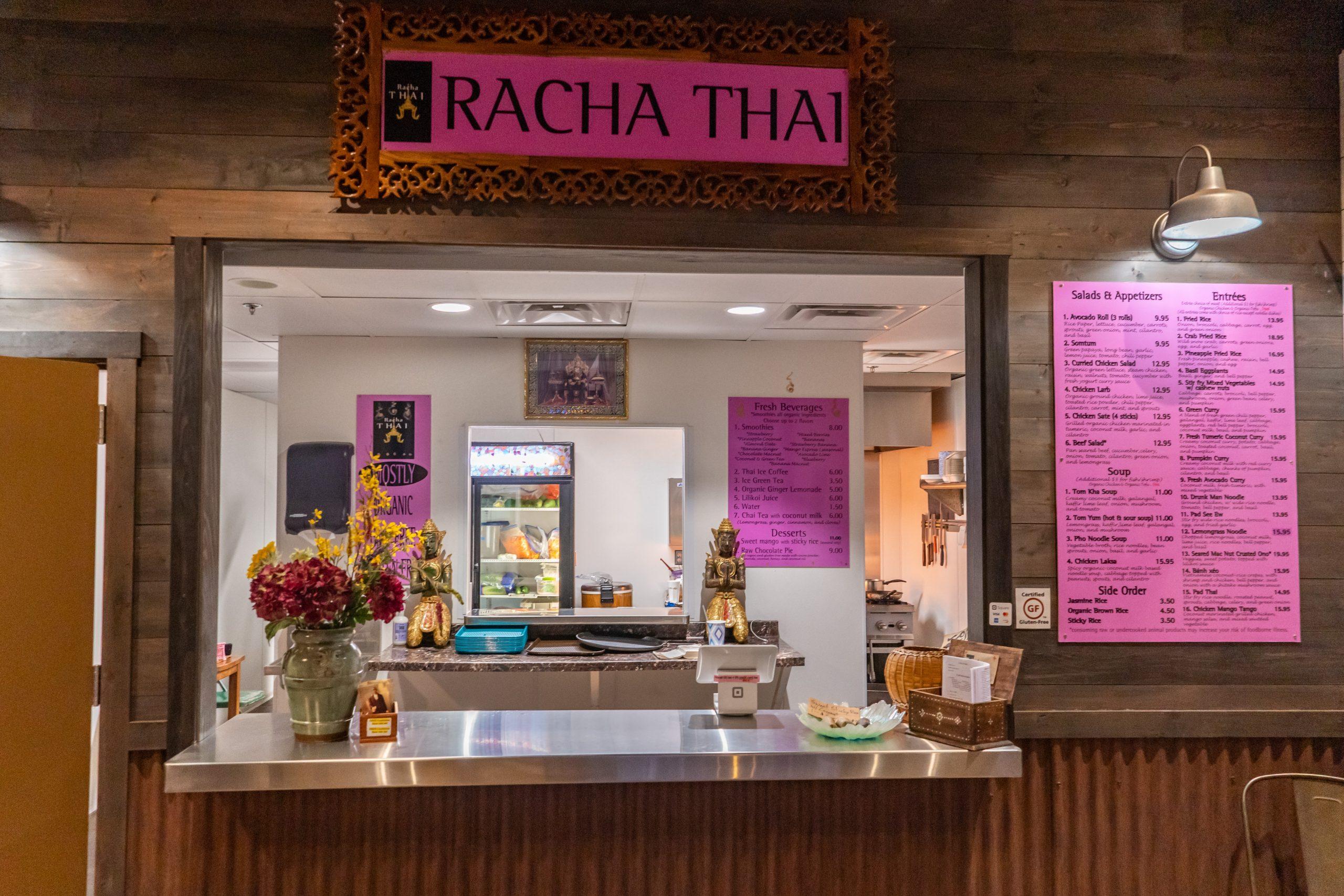Gluten Free Hawaii Racha Thai