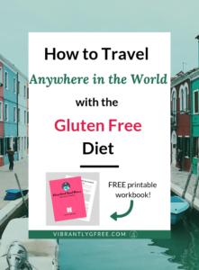 Gluten Free Travel PIN 2