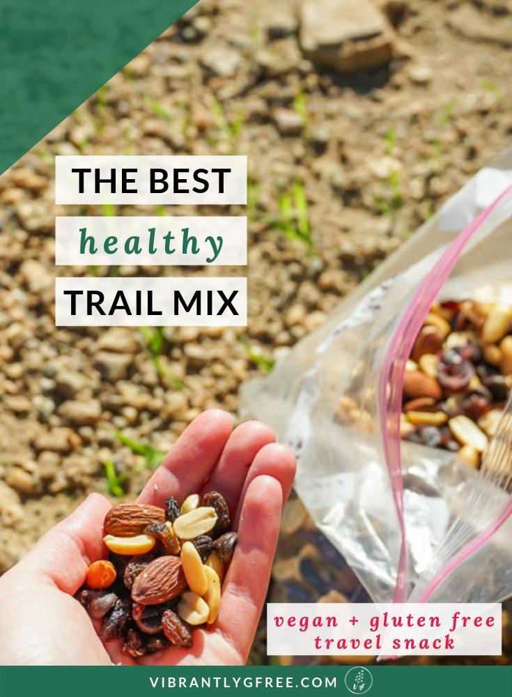 Healthy Trail Mix PIN