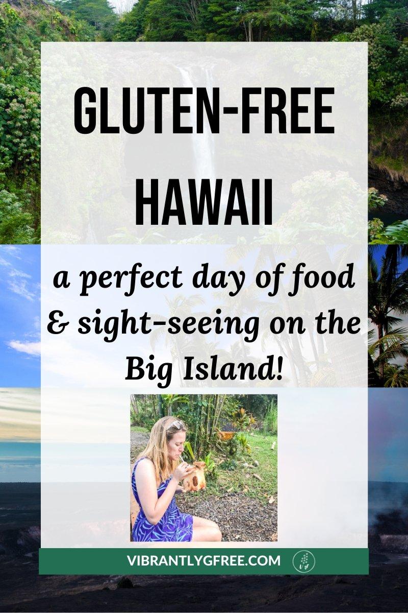 Gluten Free Hawaii PIN
